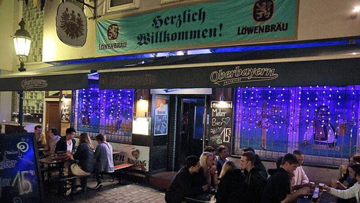 Oberbayern Frankfurt
