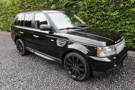 Land Rover Range Rover Sport 2.7 TdV6 HSE Stormer Bouwjaar 2010
