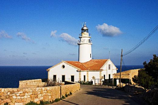 Leuchtturm auf Mallorca Far de Capdepera #bilderundfilme