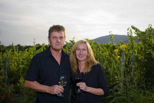 Volker und Martina Teutsch
