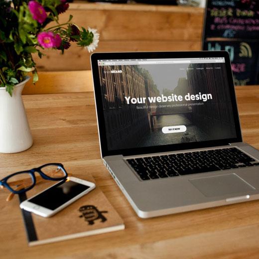 Site para profissionais