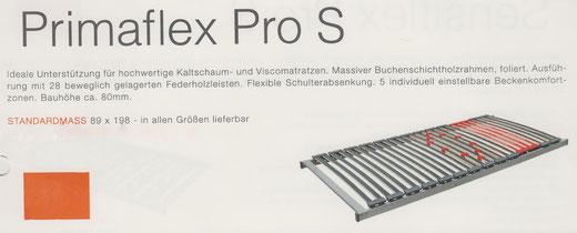 Primaflex Pro S
