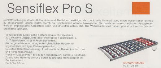Sensiflex Pro S