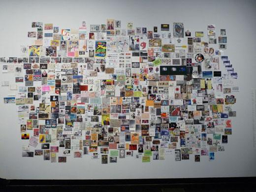Akademie der Künste - Mail-Art 1 2015