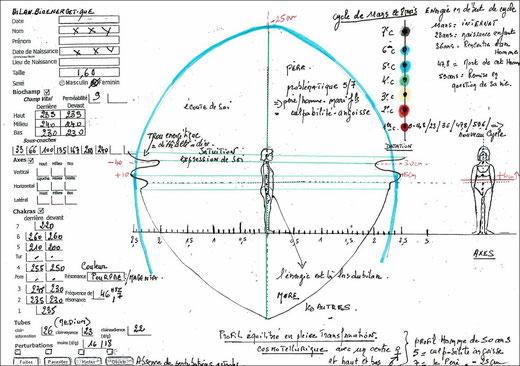 géobiologie, développement du ressenti et bilan bioénergétique avec martine dedieu - Touraine