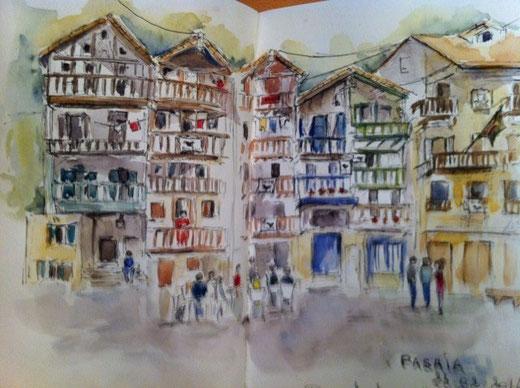 Place de Pasaia