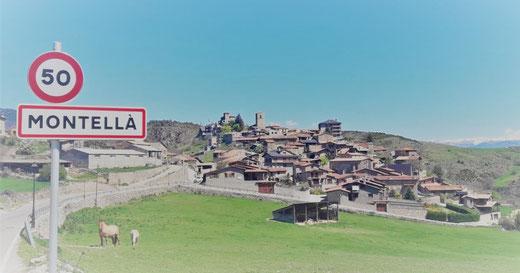Vistes de Montellà