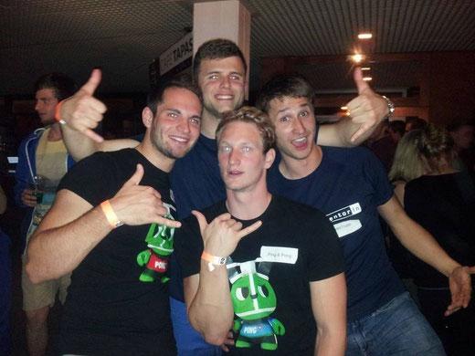 Beer Pong Turnier Dresden