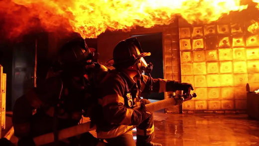 Combate y Prevencion de Incendios.