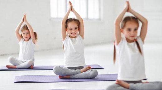 Corsi di Yoga per Bambini (8-12 anni) Carmagnola - Torino