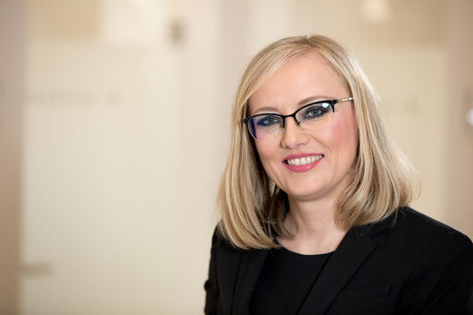Lidia Gorus, Praxismanagerin