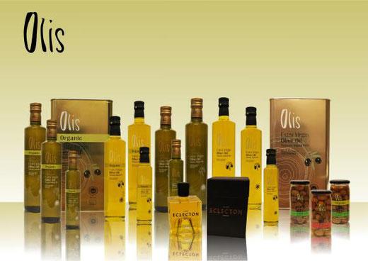 Olis griekse olijfolie
