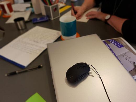 Kreatives Schreiben und literarisches Schreiben in Münster in Workshops kann man lernen. Spaß macht es auch.