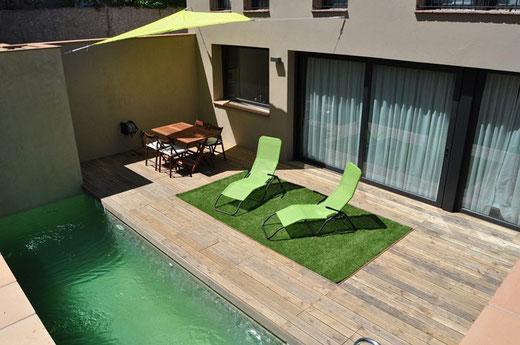 Le plus grand choix de maisons de village à louer pour les vacances en location saisonnière à Begur sur la Costa brava en Espagne