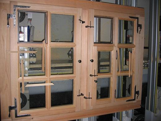 Holzfenster aus eigener produktion hobi holz gmbh for Holzfenster sanieren