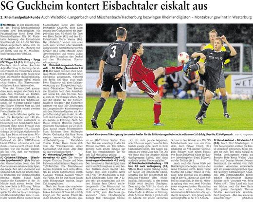 Quelle: Westerwälder Zeitung vom 20.09.12