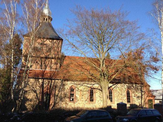 Premsliner Kirche saniert von Wieck & Partner Perleberg