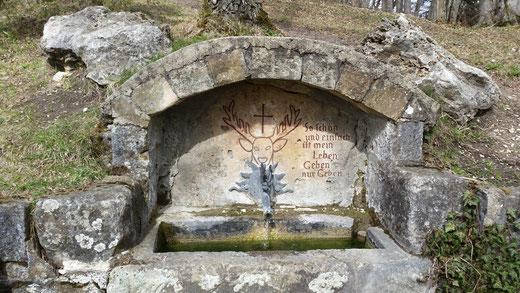 Der Boßlerbrunnen
