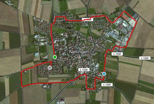 Rund um Nellingen, Nellingen