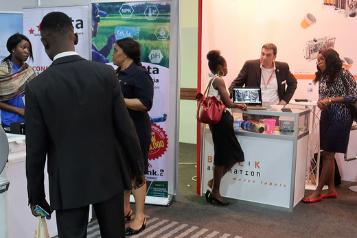 Nigeria's 6th International Trade Show - Agriculture - Food