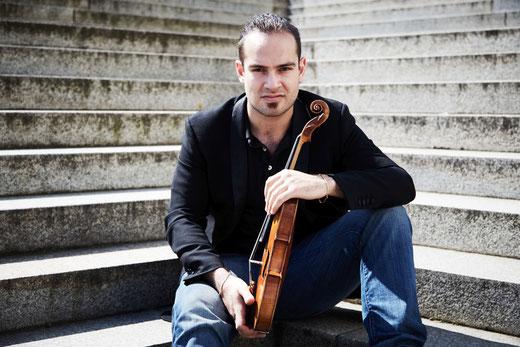 Marc Bouchkov (Aufnahme von Juan C. Roa)