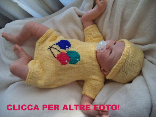 TOMMY REBORN BABY
