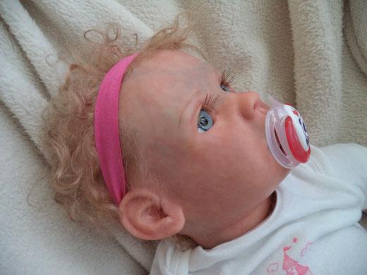 CHARLI reborn baby Sigrid Bock