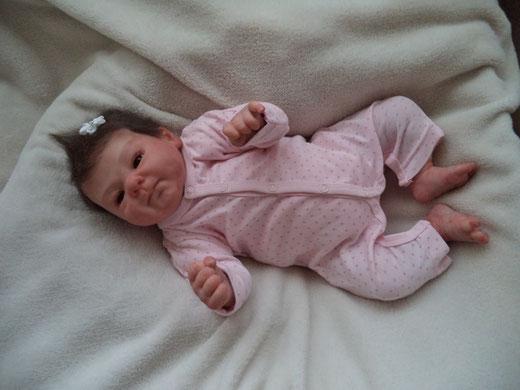 reborn baby COCO MALU Elisa Marx