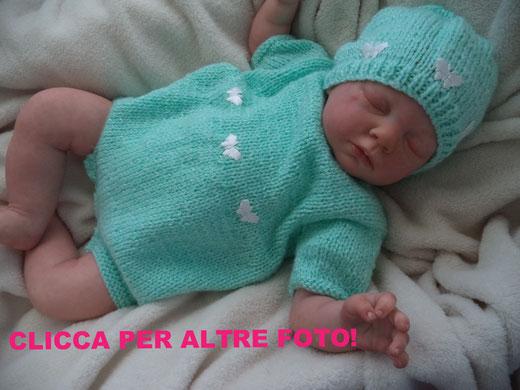 reborn doll JOSHUA by Reva Schick