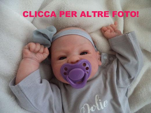 baby reborn COCO MALU