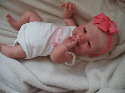 OAKLEY Sandy Faber reborn baby