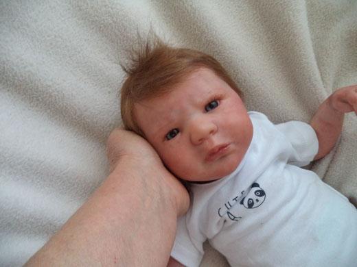 CORVIN Sabine Altenkitch reborn baby