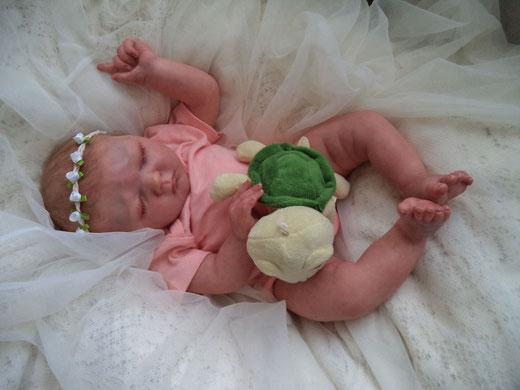 reborn doll POLINA Bonnie Liben