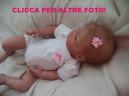 REBORN BABY LUCA ELLY KNOOPS