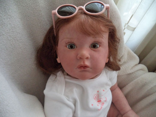 MATTIA Gudrun Legler reborn baby