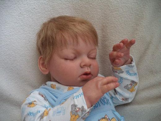 ARIANNA asleep by Reva Schick