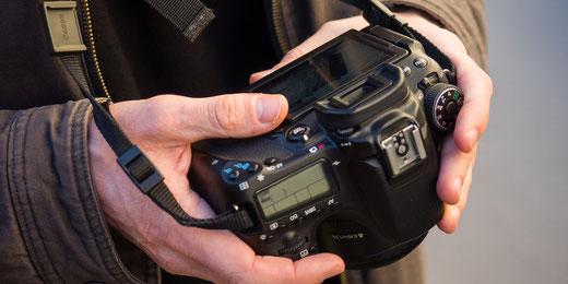 Fototrainer Wien