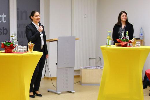 Bürgermeisterkandidatin Herborn Katja Gronau
