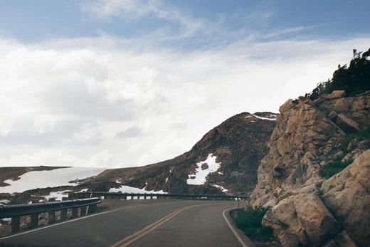 Snow, weather Wyoming, Montana