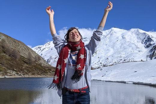 Leisee, Zermatt, lonelyroadlover, Sarah Bauer, Bergwandern Schweiz, 5-Seenweg
