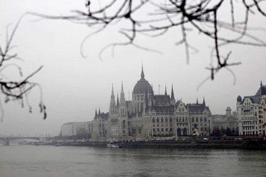 Parlament in Budapest, die schönsten Gebäude in Europa, Ungarn