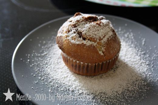 Schokomuffin, Cupcake, Kuchnrezept, MarlenPreßler, MenZe 2010