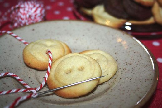Marlen Preßler, unikate mit liebe, Kekse, backen, knopf