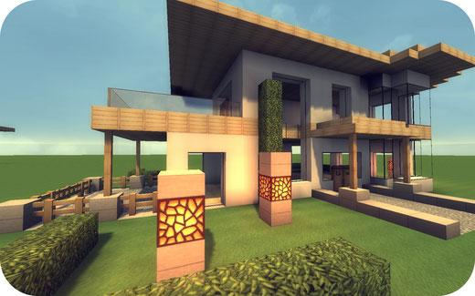 Meine Schönen Minecraft Häuser Minecraft Häuser Bauen Webseite - Minecraft hauser vorschlage