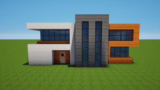 Neueste Häuser Minecraft Häuser Bauen Webseite - Minecraft haus aus holz und stein