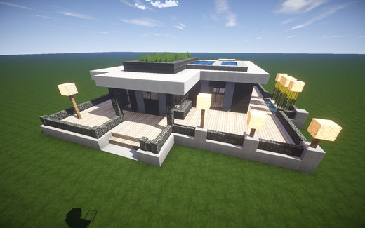 Meine Schönen Minecraft Häuser Minecraft Häuser Bauen Webseite - Minecraft luxus hauser zum nachbauen