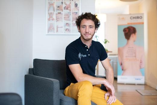 A.Ryan, chiropracteur Annecy