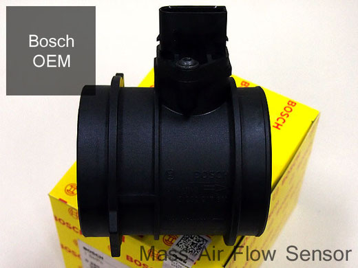 ベンツ Cクラス W202 エアマスセンサー V8 M113 エンジン用
