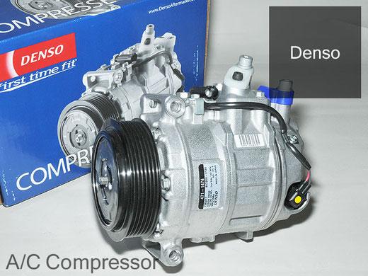 ベンツ SLクラス R230 エアコン(AC) コンプレッサー 前期用
