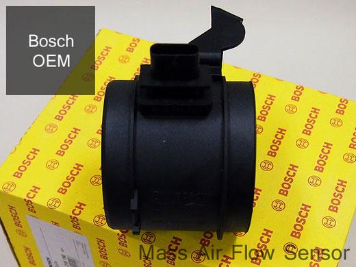 ベンツ Cクラス W203 エアマスセンサー V6 M272 V8 M273 エンジン用